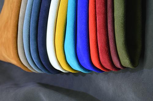 Camurça várias cores