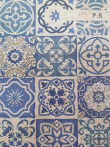 Cortiça Azulejo e Português P8