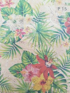Cortiça Floral P15
