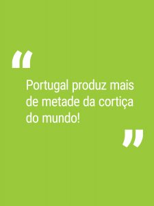 Portugal produz mais de metade da cortiça do mundo!