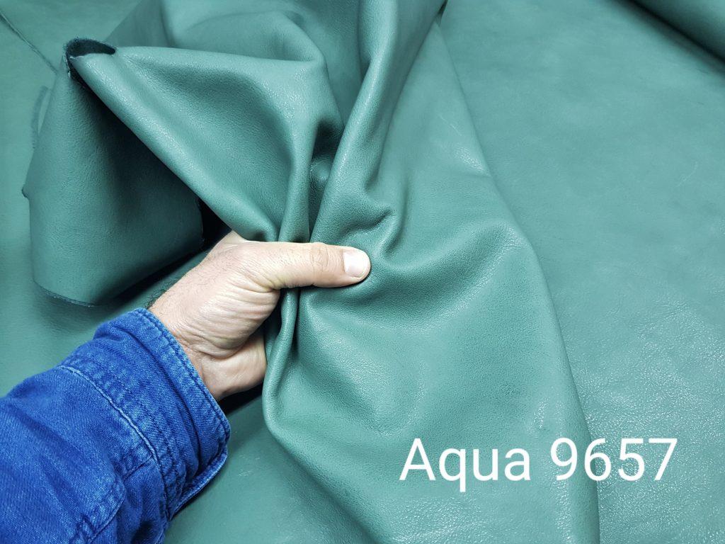 Rústicos New Wash Aqua 9657