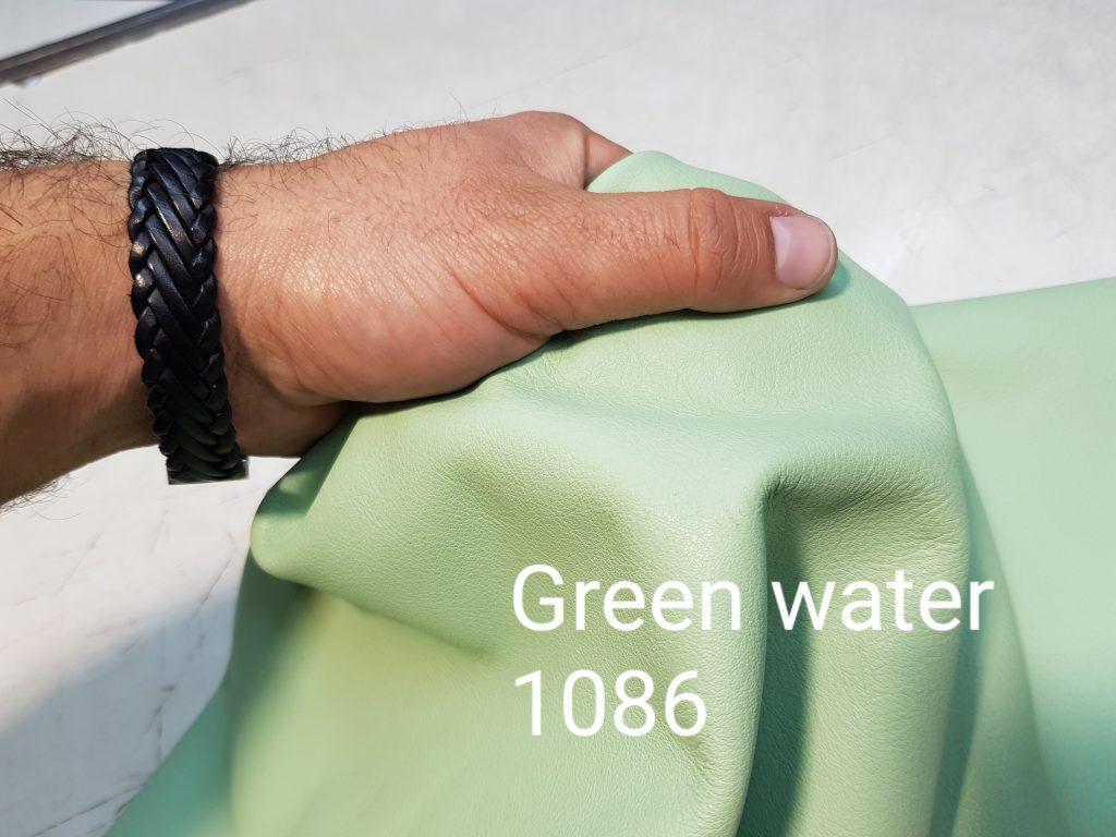 Soft Clean Versa Green water 1086